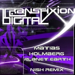 HOLMBERG, Matias - Planet Earth (Front Cover)