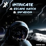 INTRICATE - Escape Hatch (Front Cover)