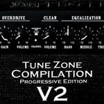 VARIOUS - Tune Zone Compilation Vol 2 (Progressive Edition) (Front Cover)