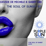 DE MICHELE, Davide & GABRY DEE - The Soul Of Sunset EP (Front Cover)