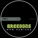 GREEOONS - Now (remixed) (Front Cover)