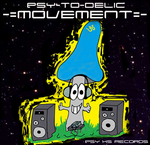 PSY-TO-DELIC - Movement (Front Cover)