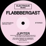 FLABBBERGAST - Jupiter (Front Cover)