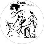 MR RAOUL K - Le Karantkatrieme Peul (remixes) (Front Cover)