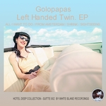 GOLOPAPAS - Left Handed Twin EP (Front Cover)