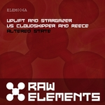 UPLIFT/STARGAZER vs CLOUDSKIPPER/REESE - Altered State (Front Cover)