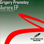 PROMETEY, Grigory - Aurora EP (Front Cover)