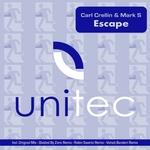 CRELLIN, Carl & MARK S - Escape (Front Cover)