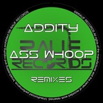 ADDITY - Ass Whoop (remixes) (Front Cover)