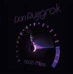 RUIJGROK, Don - 2000 Miles (Front Cover)