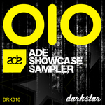 VARIOUS - ADE Showcase Sampler (Front Cover)