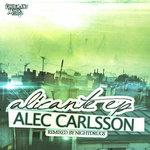 CARLSSON, Alec - Alicante EP (Front Cover)