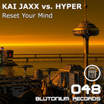JAXX, Kai vs HYPER - Reset Your Mind (Front Cover)