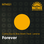 RUS, Carlos/BLAS MARIN feat LERENE - Forever (Front Cover)