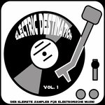 FUN GENERATION/THE FROG/DIE ANSAGE/HINTERSTRASSEN JUNGS - Electric Destination Vol 1 (Front Cover)