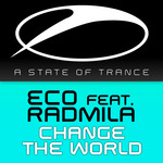 ECO feat RADMILA - Change The World (Front Cover)