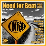 AGROPROM/VARIOUS - Need For Beat Vol 5 (DJ mix) (Front Cover)