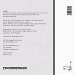 FURTHERSET - Old Quantum Theory EP (Back Cover)
