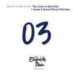 HO, Alain/ALEX ARNOUT - Your Love (Front Cover)