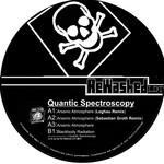 QUANTIC SPECTROSCOPY - Arsenic Atmosphere (Front Cover)