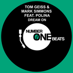 GEISS, Tom/MARK SIMMONS feat POLINA - Dream On (Front Cover)