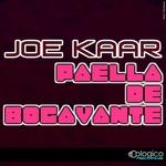 KAAR, Joe - Paella De Bogavante (Front Cover)