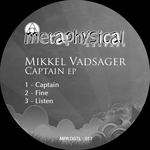VADSAGER, Mikkel - Captain EP (Front Cover)
