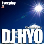 DJ HYO - Everyday (Front Cover)