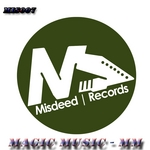 VARIOUS - Magic Music MM (Front Cover)