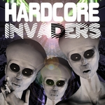 VARIOUS - Hardcore Invaders 2011 (Front Cover)