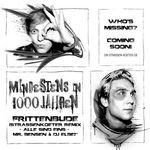 FRITTENBUDE - Mindestens In 1000 Jahren strassenkoeter remix (Front Cover)