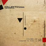 VARIOUS - Kollektiv Artists Volume 6 (Part 2) (Front Cover)