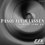 PASQUALE MAASSEN - Simple Time EP (Front Cover)