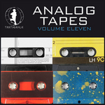 VARIOUS - Analog Tapes 11: Minimal Tech House Experience (Front Cover)