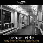 VARIOUS - Urban Ride Vol 1 - Tasty Urban Electronic Beats (Front Cover)