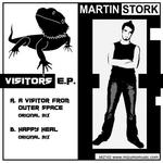 STORK, Martin - Visitors EP (Front Cover)