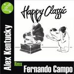 KENTUCKY, Alex - Happy Classic Remix (Front Cover)