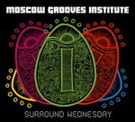 MOSCOW GROOVES INSTITUTE - Sacred Experience Jam (Front Cover)
