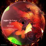 LEZCANO - Legion De Fuego EP (Front Cover)