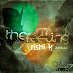 RISHI K - The Feeling (Front Cover)