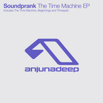 SOUNDPRANK - The Time Machine EP (Front Cover)