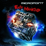 MICROPOINT - Exit Mankind (Front Cover)