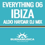 HAYDAR, Aldo/VARIOUS - Everything 06 Ibiza (Mixed By Aldo Haydar) (Back Cover)