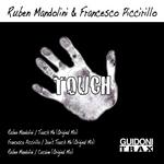 MANDOLINI, Ruben/FRANCESCO PICCIRILLO - Touch (Front Cover)