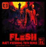 LOKI - Flesh (Back Cover)
