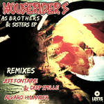 HOUSERIDERS - As Brothers & Sisters (Front Cover)