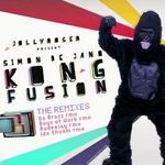 DE JANO, Simon - Kong Fusion (The remixes) (Front Cover)