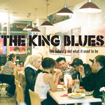 KING BLUES, The - The Future's Not What It Used To Be (Front Cover)
