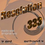RICHARD Z - Resolution 333 (Front Cover)