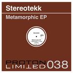 STEREOTEKK - Metamorphic EP (Front Cover)